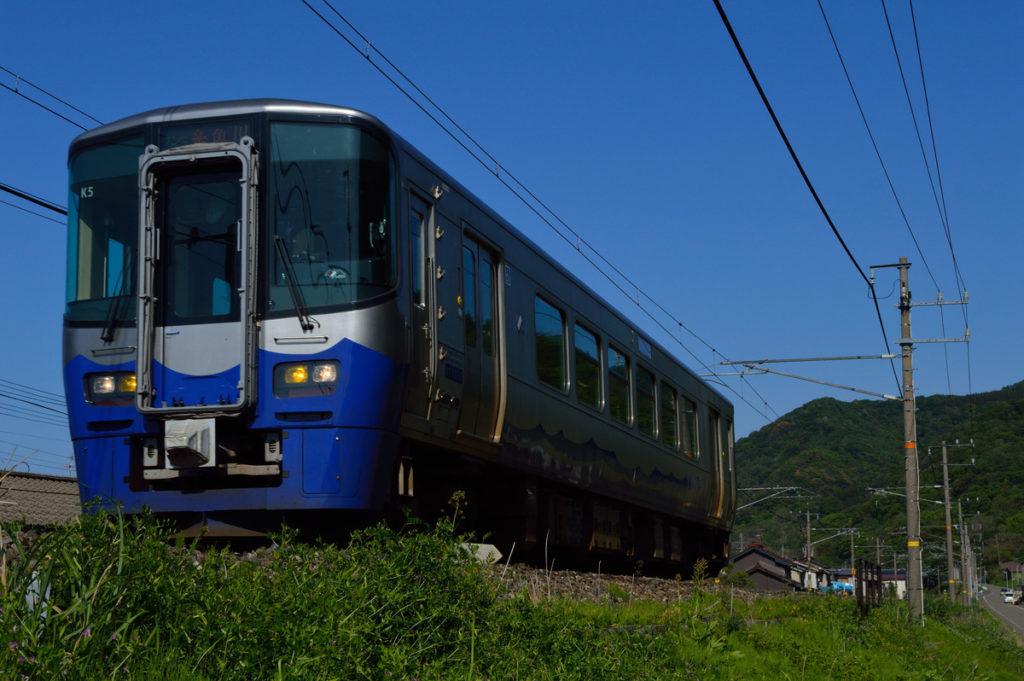 えちごトキめき鉄道のET122一般車