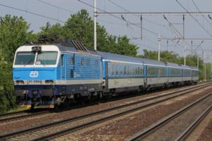チェコの国内列車
