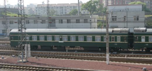 平壌との国際列車