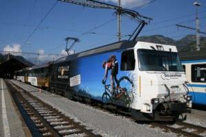 MOBの列車