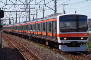 【JR東】209系ケヨM74編成営業運転開始