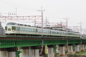 【JR東】189系N102編成使用あずさ81号運転