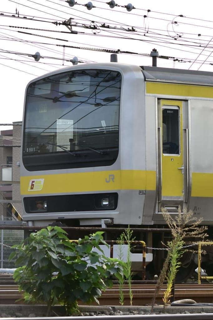 E231系B901編成