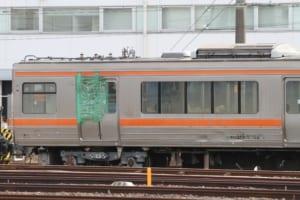 「元」Y102編成のモハ313-5302