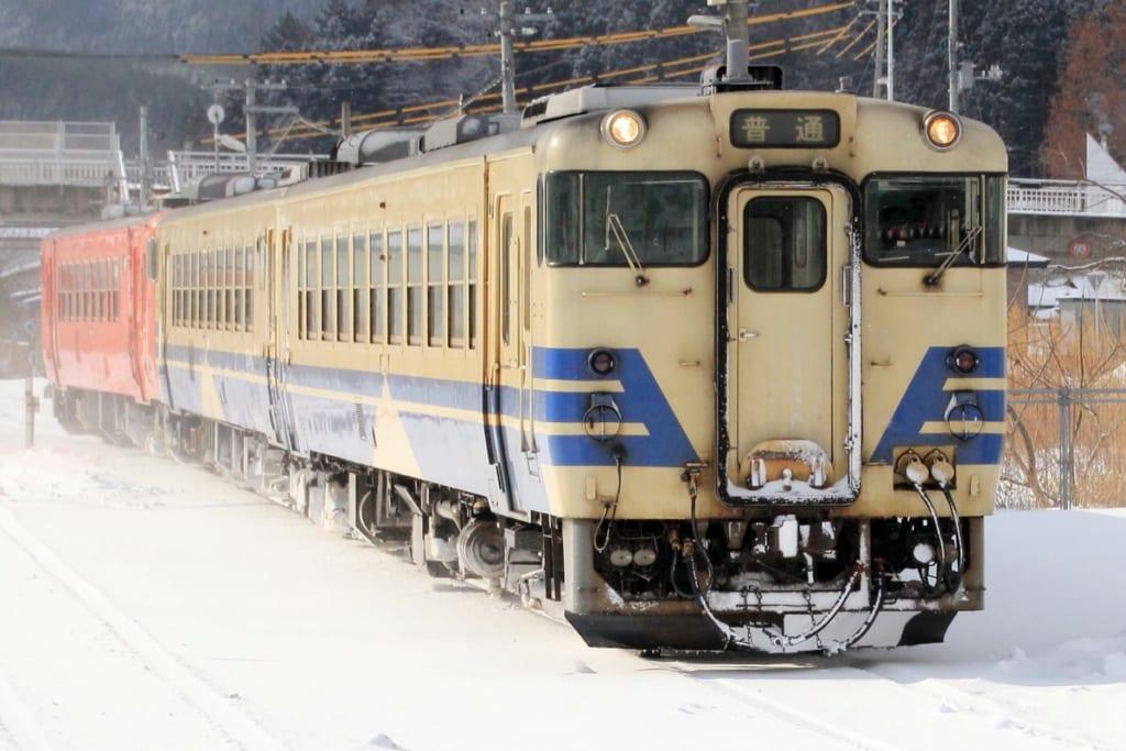 JR東日本キハ48